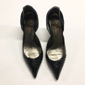 COLE HAAN Collection Leather Pointed Toe Pumps